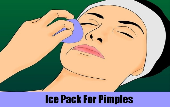 Ice Pack For Pimples