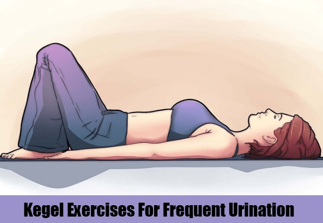 Kegel Exercises For Frequent Urination