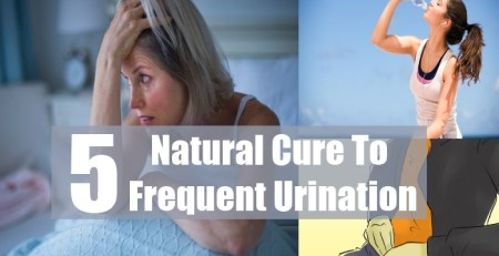 Natural Cure To Frequent Urination