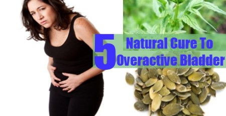 Natural Cure To Overactive Bladder