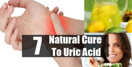 Natural Cure To Uric Acid