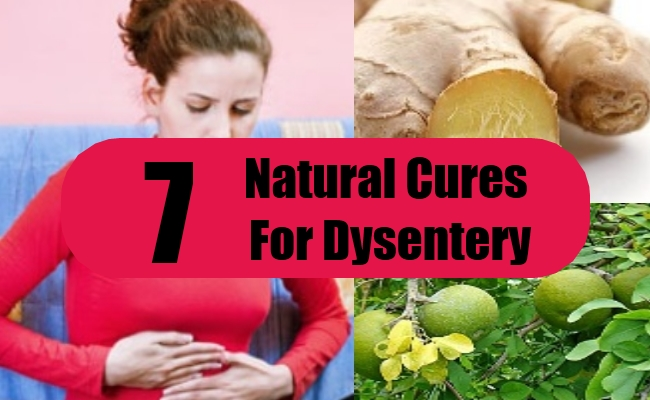 Natural Cures For Dysentery
