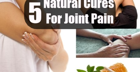 Natural Cures For Joint Pain