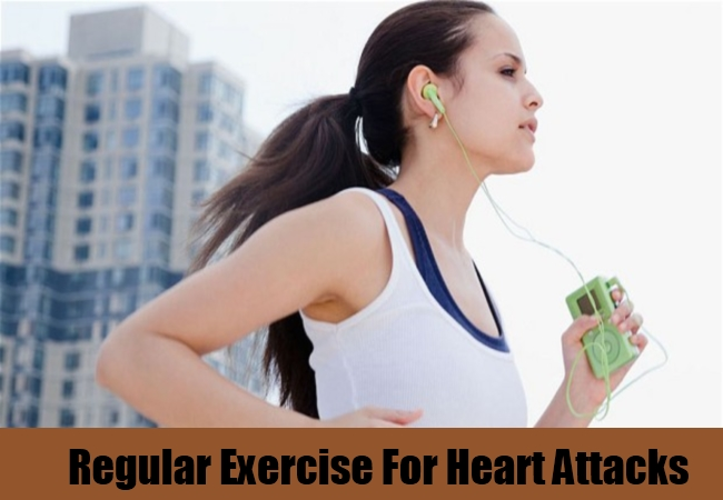 Regular Exercise For Heart Attacks