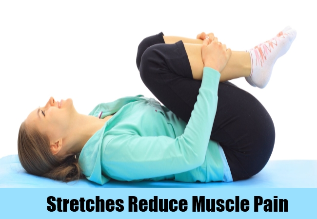 Stretches Reduce Muscle Pain