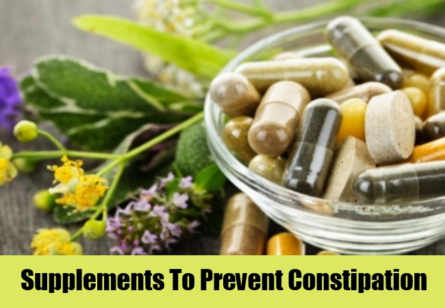 Supplements To Prevent Constipation