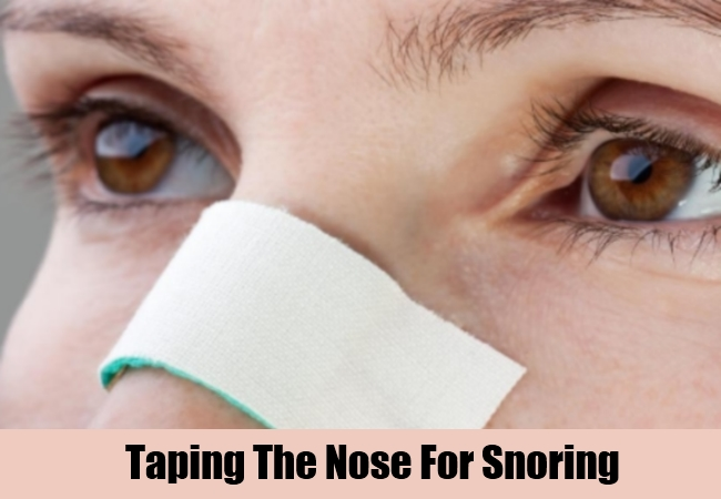 10 Natural Cure To Get Rid Of Snoring Herbal Supplements
