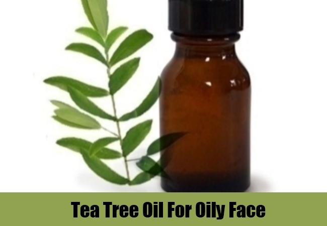how to use tea tree oil on face