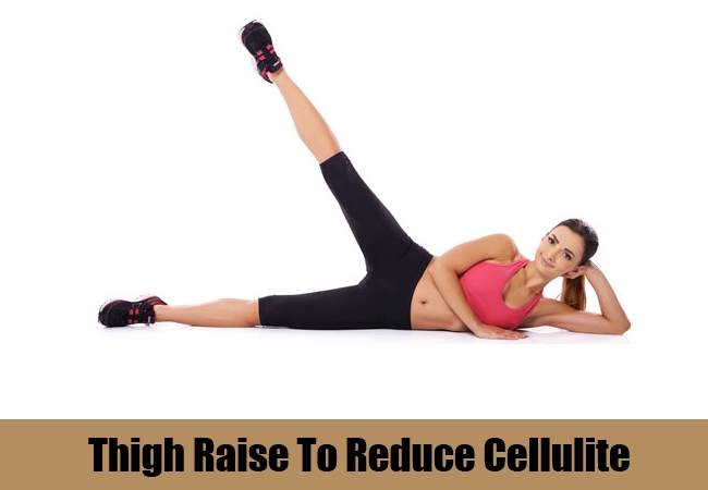Thigh Raise To Reduce Cellulite