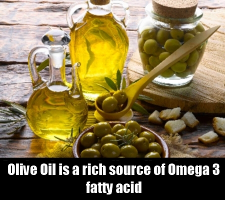Use Of Olive Oil