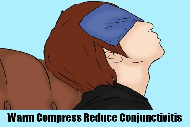 Warm Compress Reduce Conjunctivitis