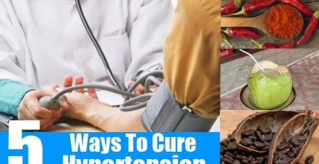 Ways To Cure Hypertension