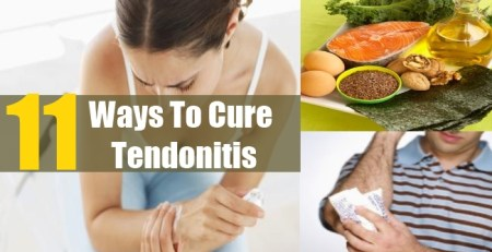 Ways To Cure Tendonitis