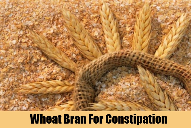 Wheat Bran For Constipation