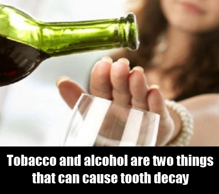 Avoid Tobacco And Alcohol