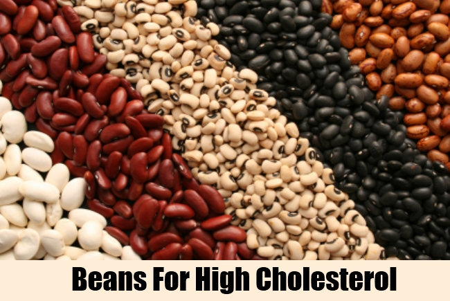 Beans For High Cholesterol