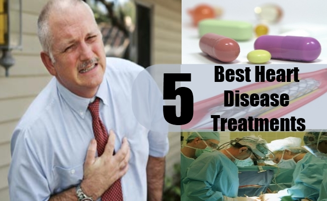 Best Heart Disease Treatments