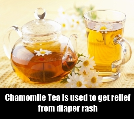Chamomile Tea Application
