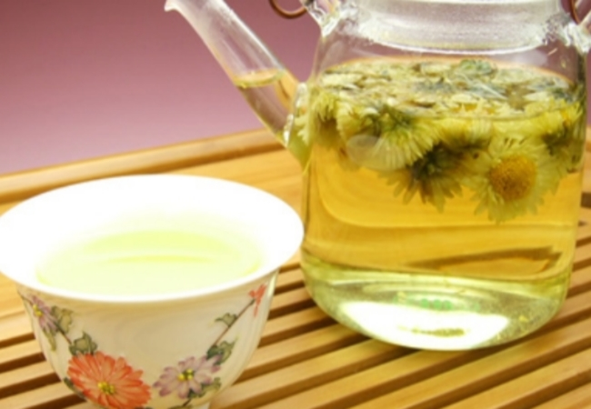 Chrysanthemum Tea For Macular Degeneration