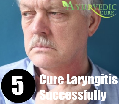 Cure Laryngitis Successfully