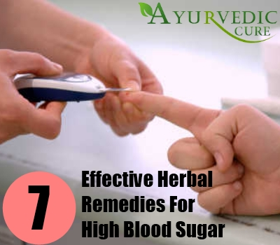 Effective Herbal Remedies For High Blood Sugar