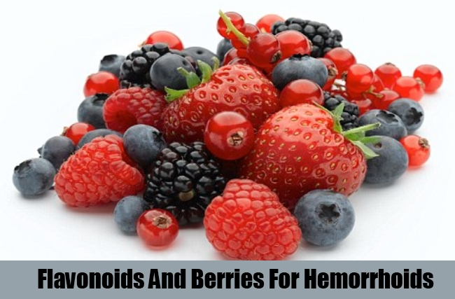 Flavonoids And Berries For Hemorrhoids