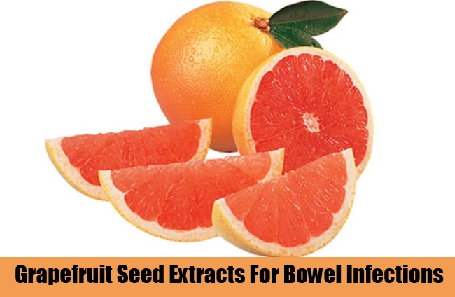 Grapefruit Seed Extracts For Bowel Infections