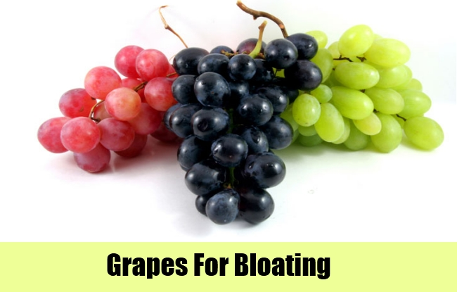 Grapes For Bloating