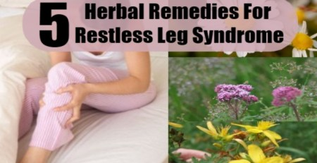 Herbal Remedies For Restless Leg Syndrome