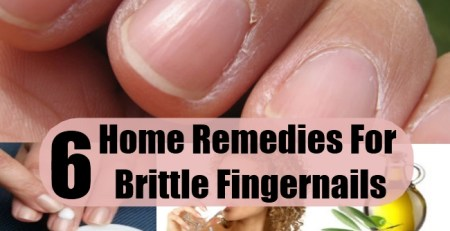 Home Remedies For Brittle Fingernails