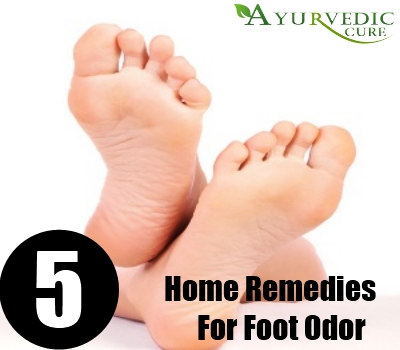 Home Remedies For Foot Odor
