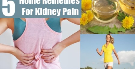 Home Remedies For Kidney Pain