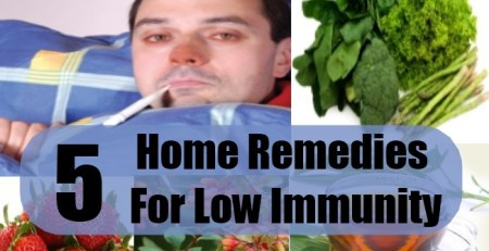 Home Remedies For Low Immunity