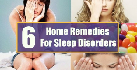 Home Remedies For Sleep Disorders