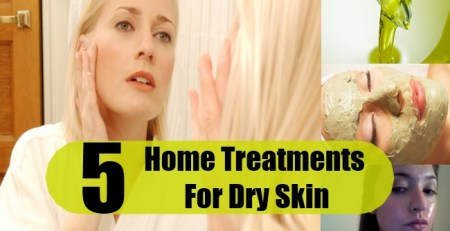 Home Treatments For Dry Skin