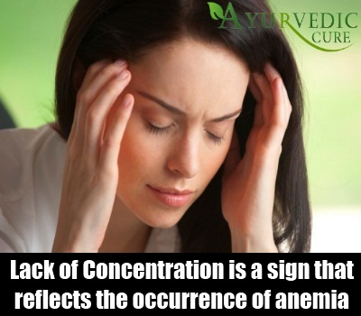 Lack of Concentration