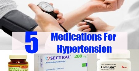 Medications For Hypertension
