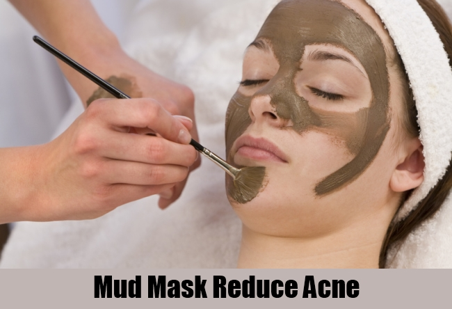 Mud Mask Reduce Acne