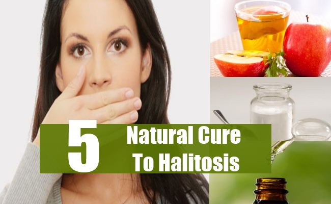 Natural Cure To Halitosis