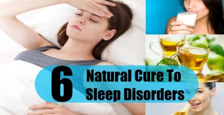 Natural Cure To Sleep Disorders