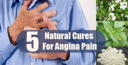 Natural Cures For Angina Pain