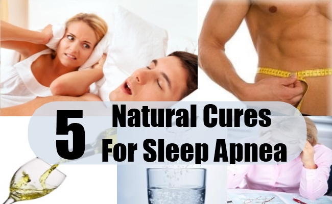 Natural Cures For Sleep Apnea