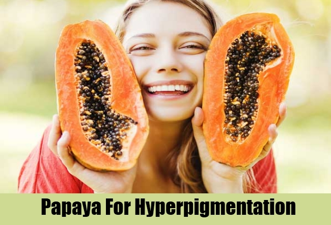 Papaya For Hyperpigmentation