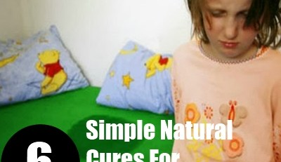 Simple Natural Cures For Bed Wetting