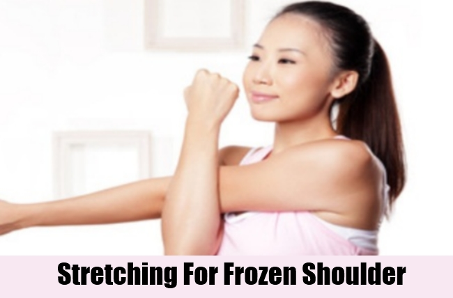 Stretching For Frozen Shoulder