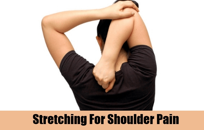 Stretching For Shoulder Pain