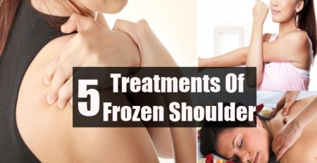 Treatments Of Frozen Shoulder