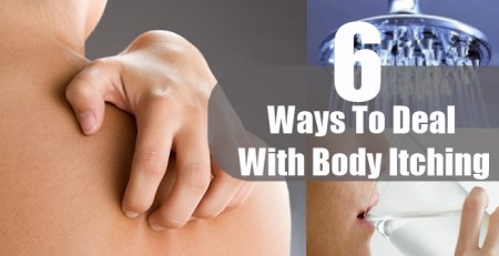 Ways To Deal With Body Itching