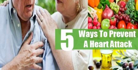 Ways To Prevent A Heart Attack