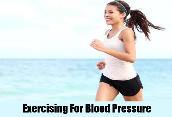 Exercising For Blood Pressure